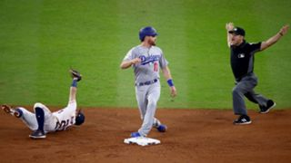 Scenes From Game 5 of the World Series