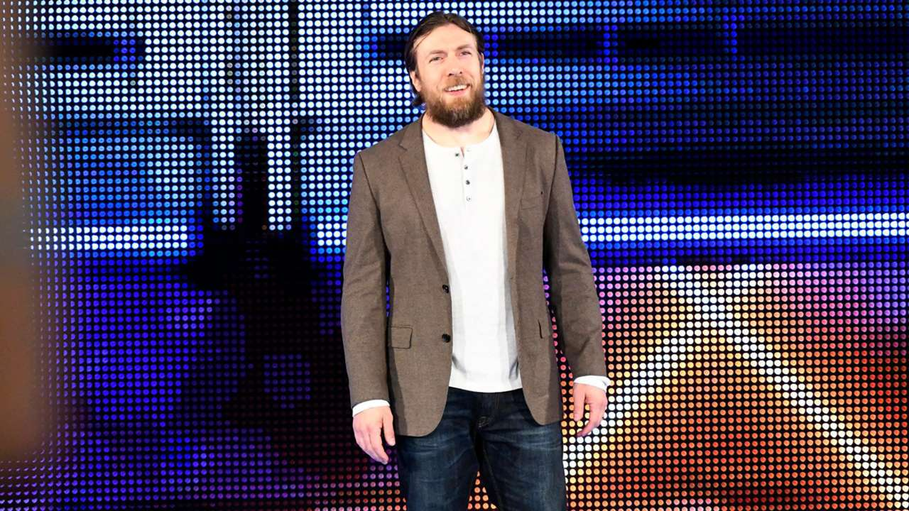 Instead, Daniel Bryan comes to the ring.