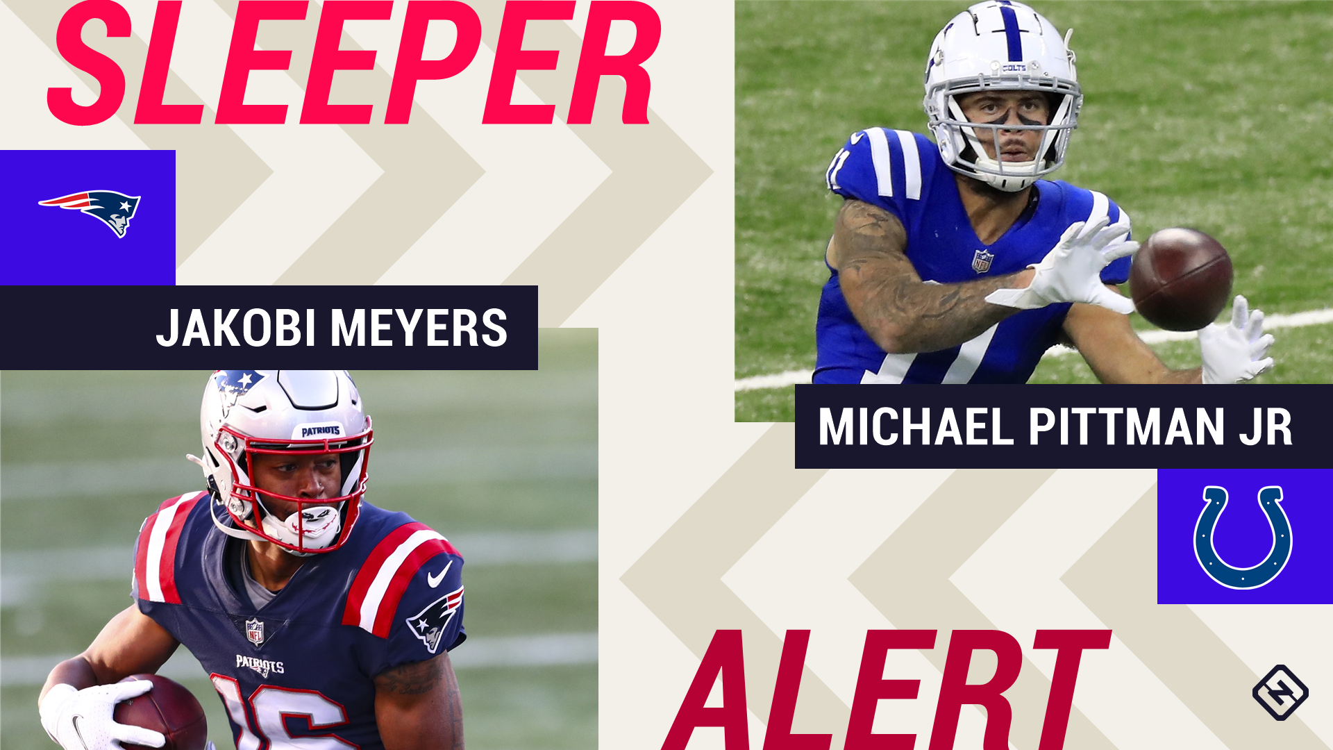 2021 Fantasy Football WR Sleepers: Potential wide receiver breakouts, draft steals