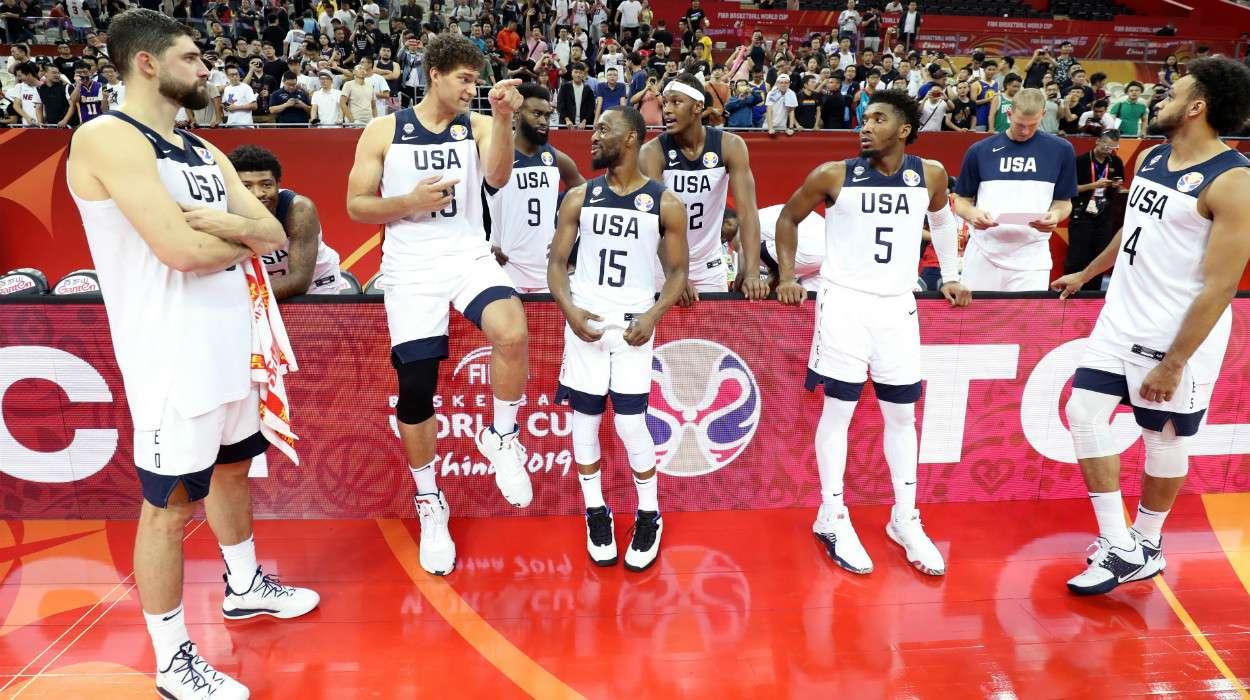 Team USA 2019 FIBA Basketball World Cup