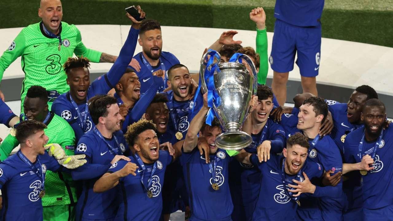 Chelsea trophy - Champions League