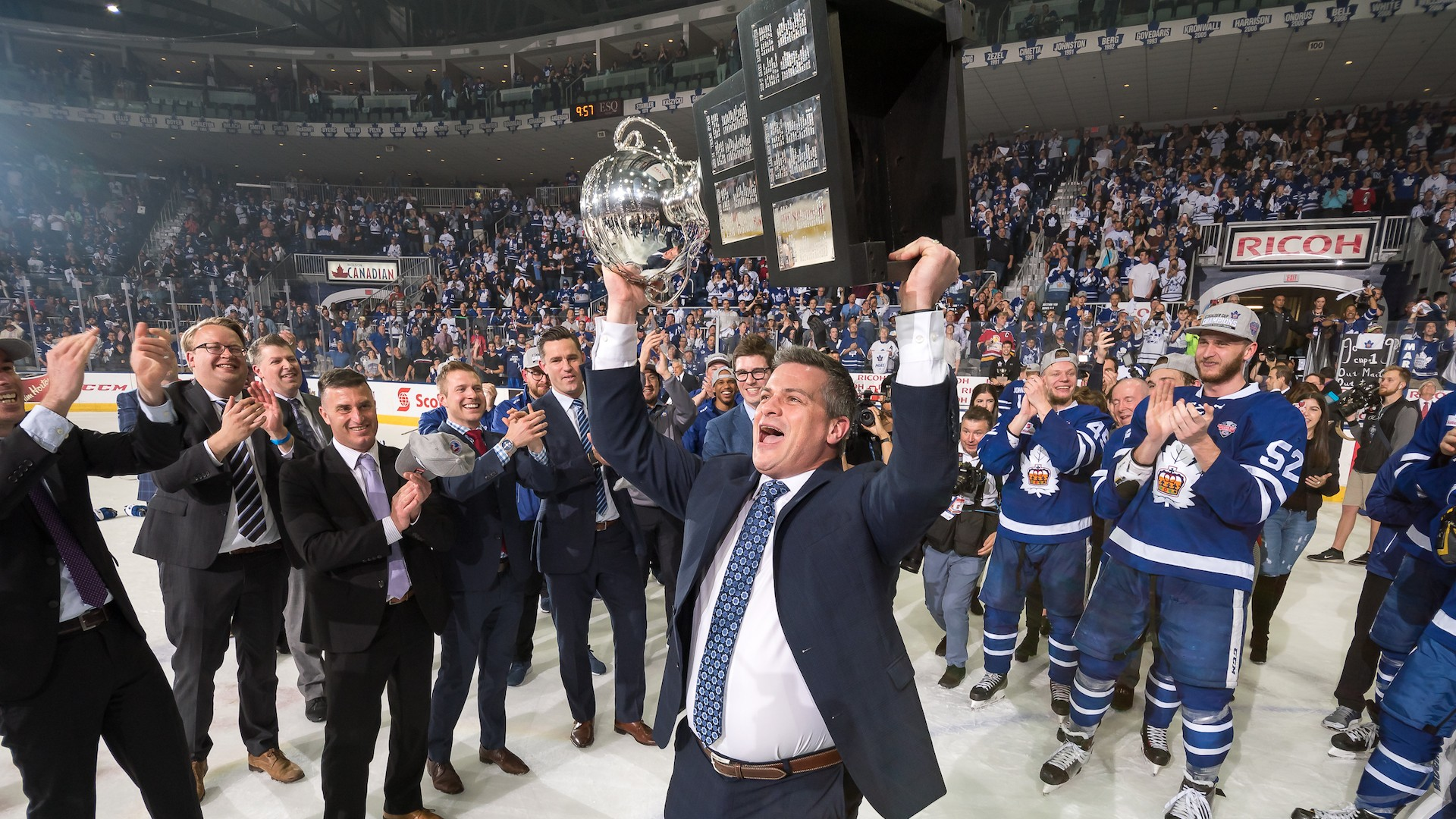 Who is Sheldon Keefe? Toronto Maple Leafs name Mike Babcock's replacement