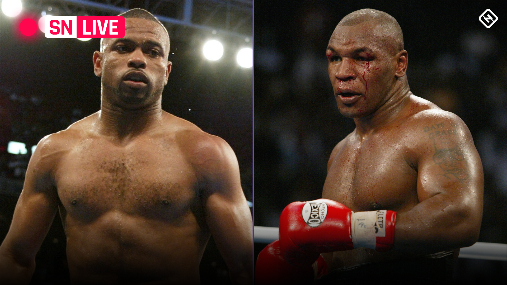 Mike Tyson vs. Roy Jones Jr. live fight updates, results, highlights from 2020 boxing comeback - sporting news