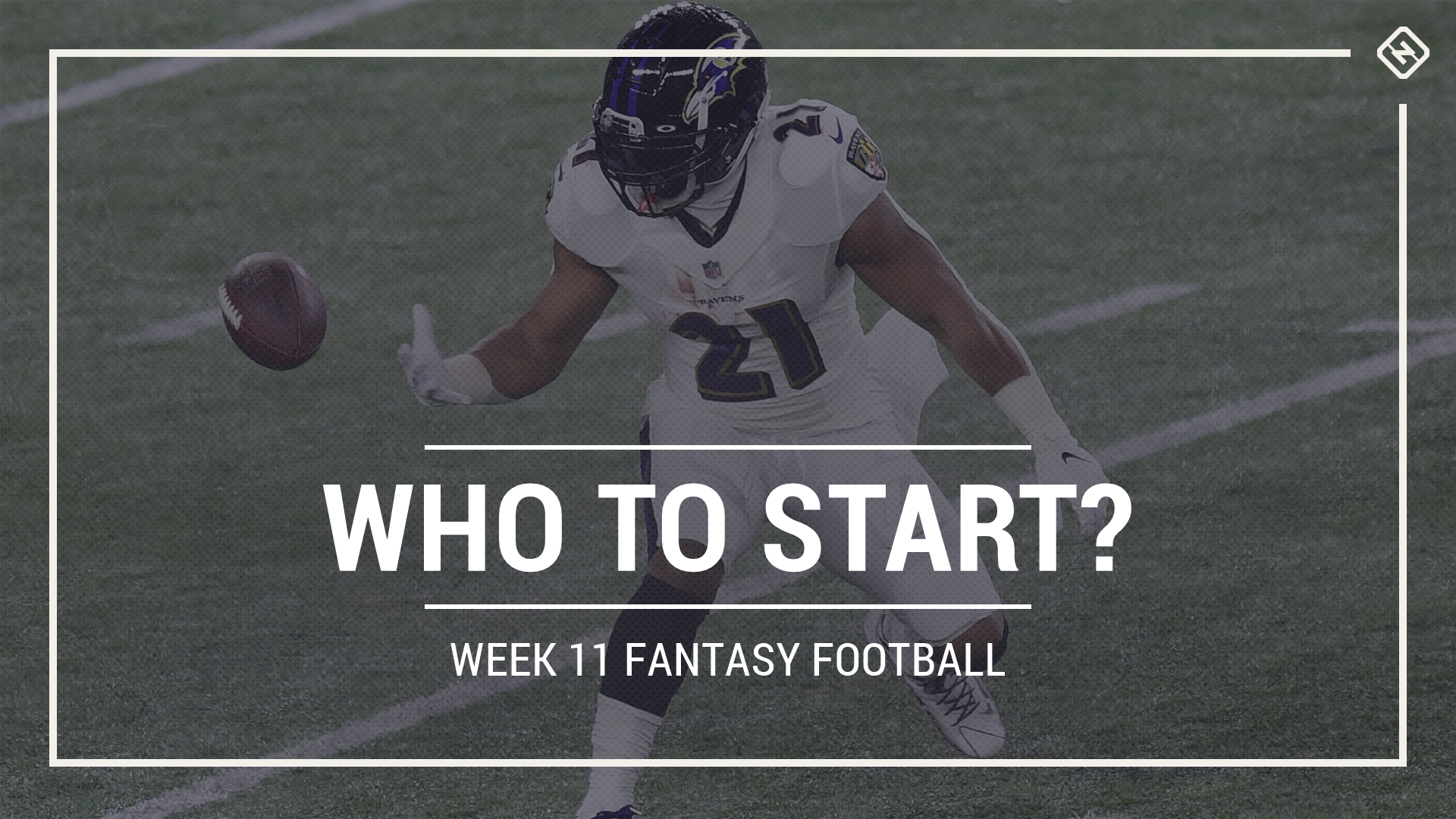 Who to start in fantasy football Week 11 rankings start-sit advice for PPR Standard Superflex scoring
