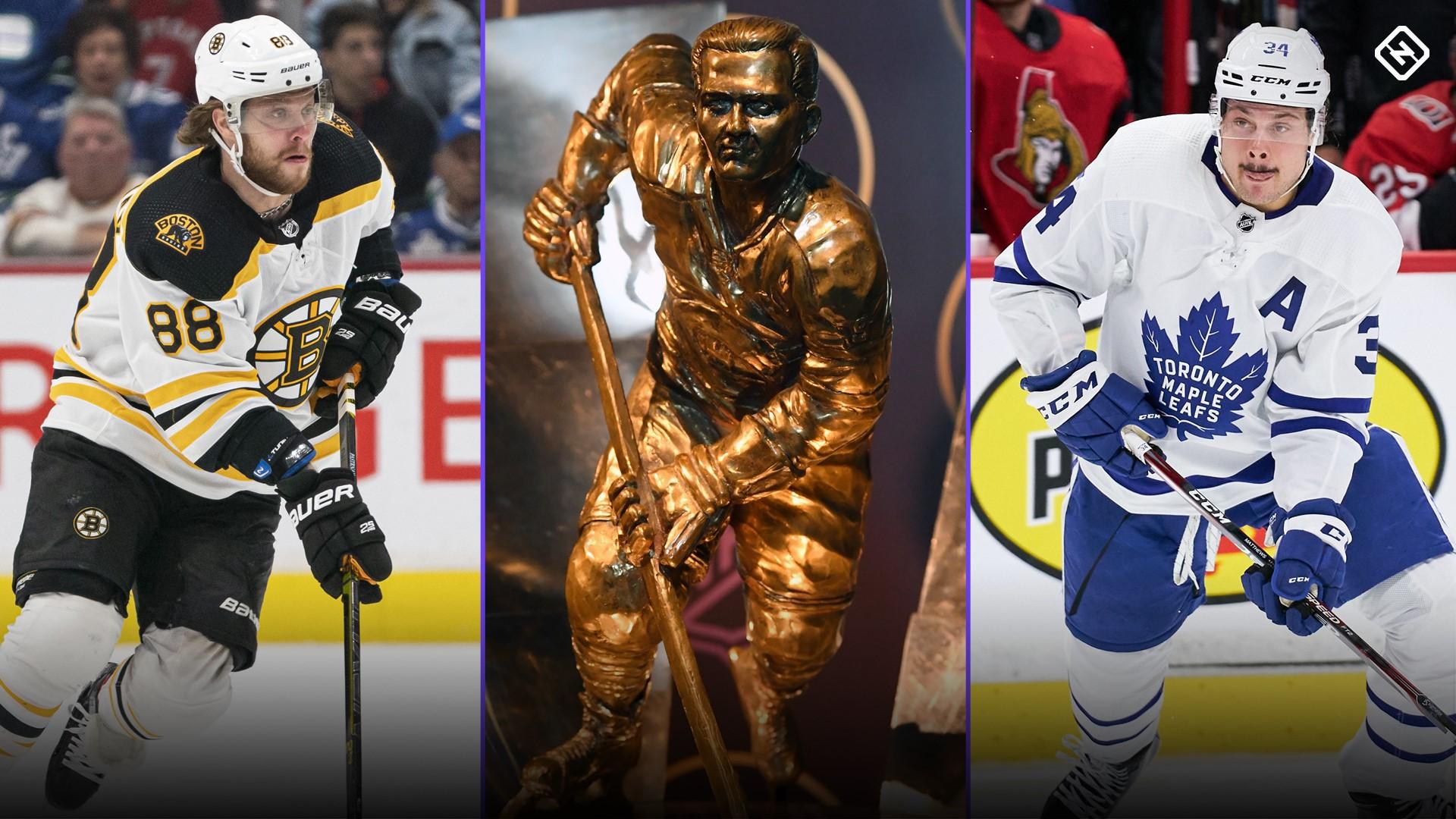 Rocket Richard Trophy: Leaders in 2019-20 NHL goal-scoring race, previous winners, history