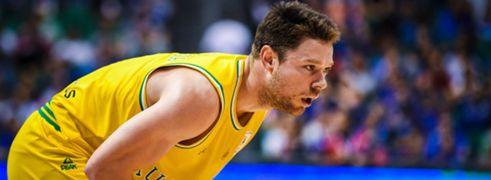 Matthew Dellavedova FIBA Australia