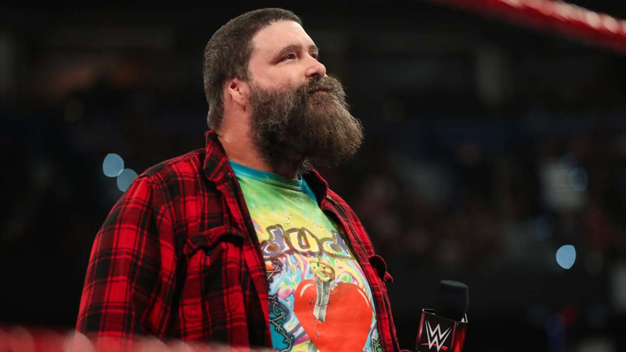 Mick Foley is excited to be part of Raw Reunion…