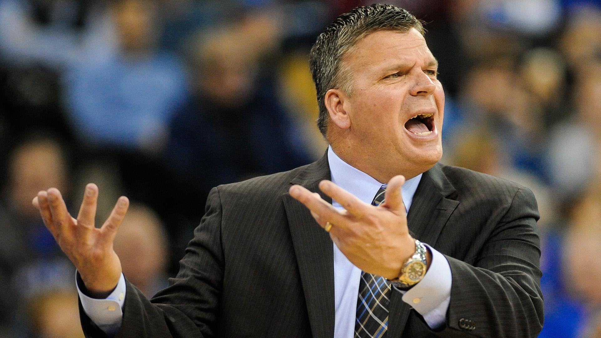 Creighton suspends coach Greg McDermott for 'plantation' speech