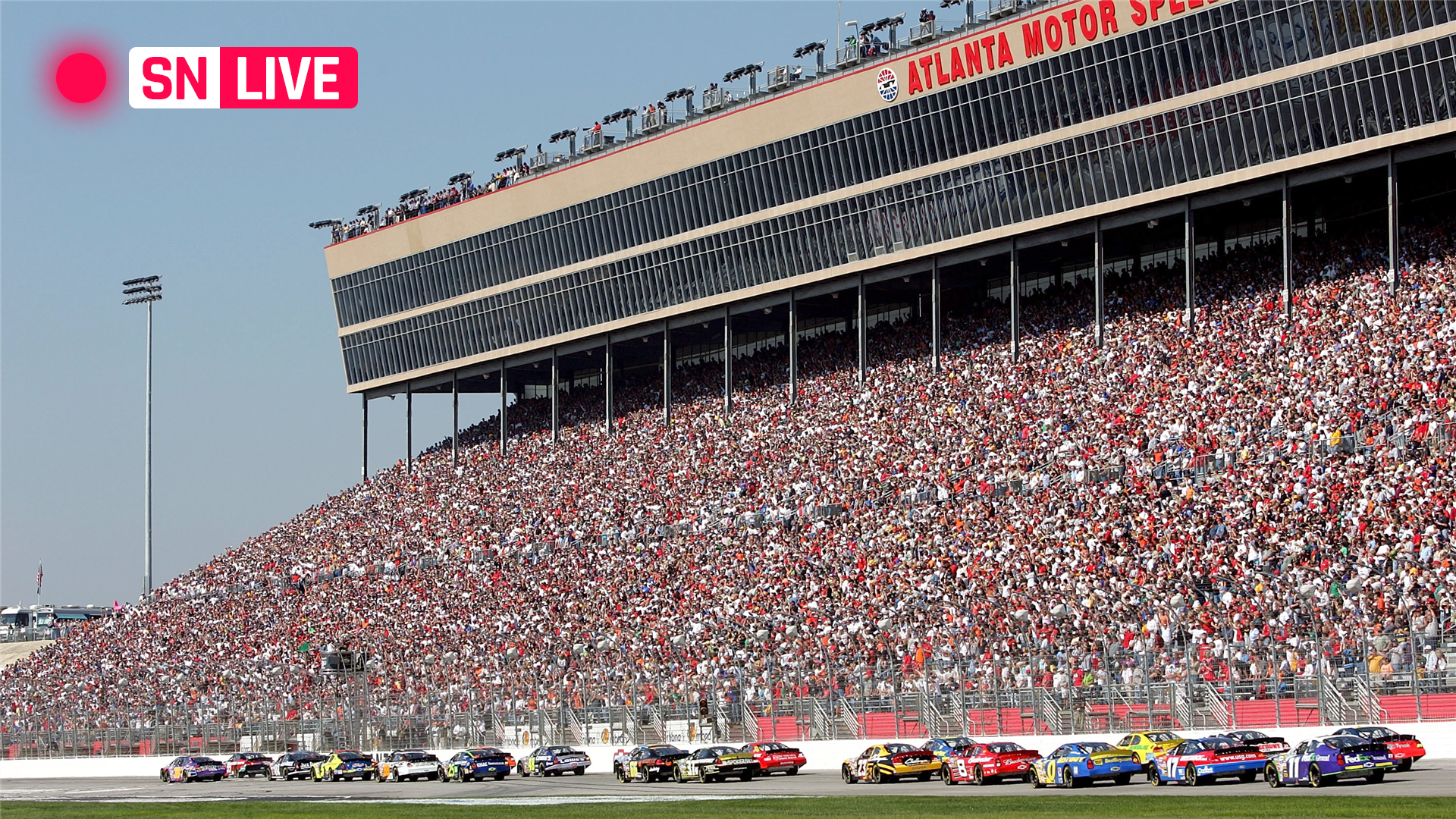NASCAR at Atlanta live race updates, results, highlights from Folds of Honor QuikTrip 400 1
