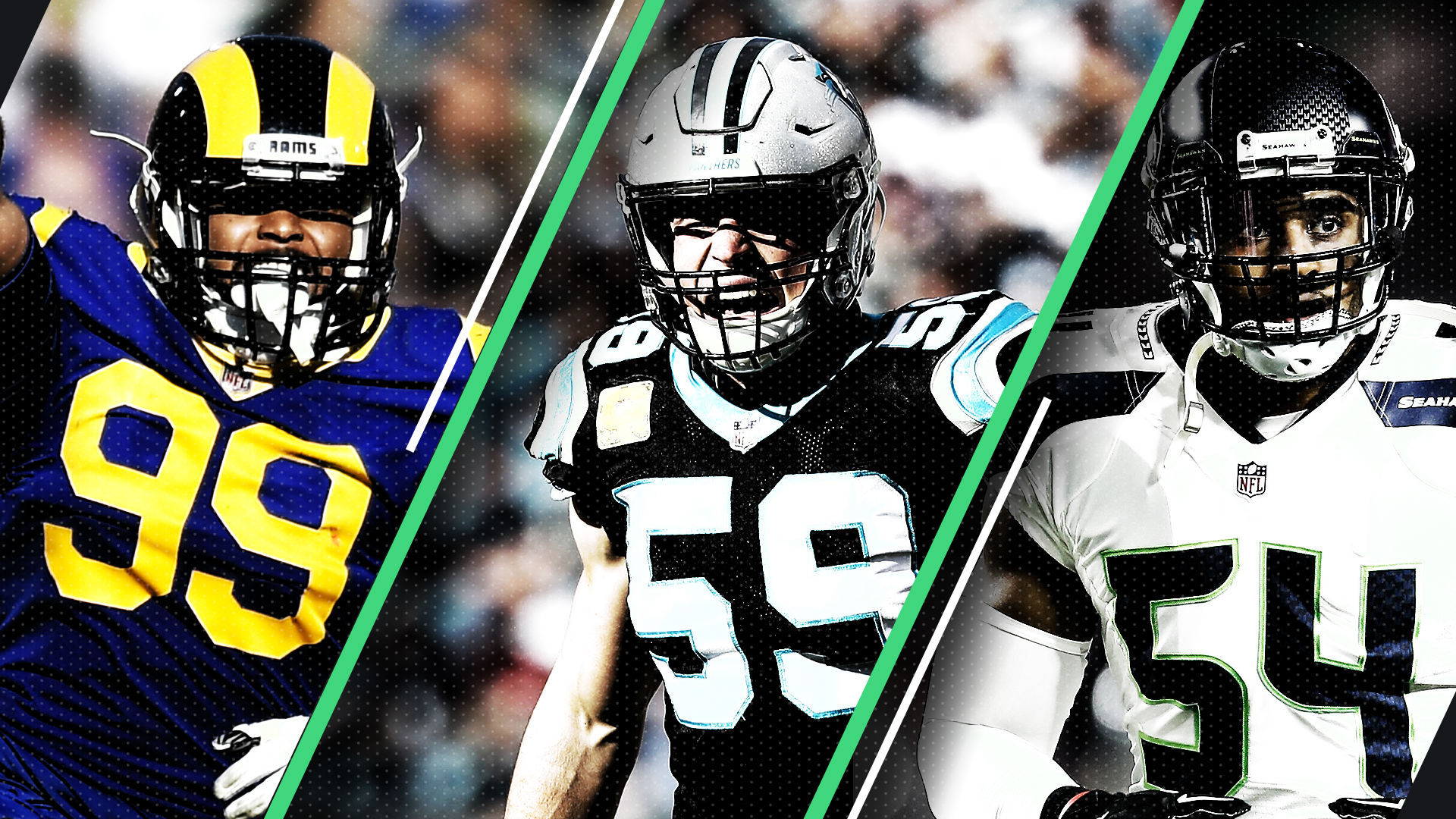 Ranking The Nfl S 25 Most Indispensable Defensive Players Sporting News