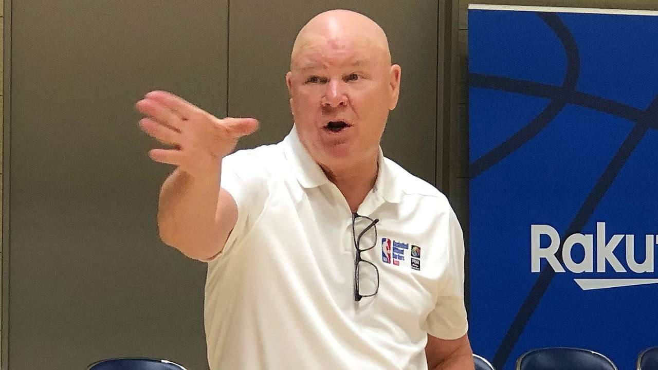 Joey Crawford Former NBA Referee