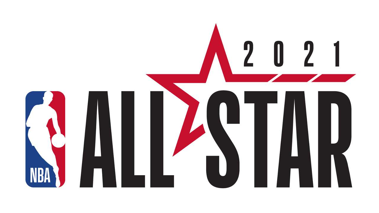 NBA All-Star 2021 Primary logo
