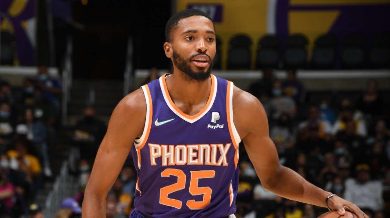 Mikal Bridges Phoenix Suns