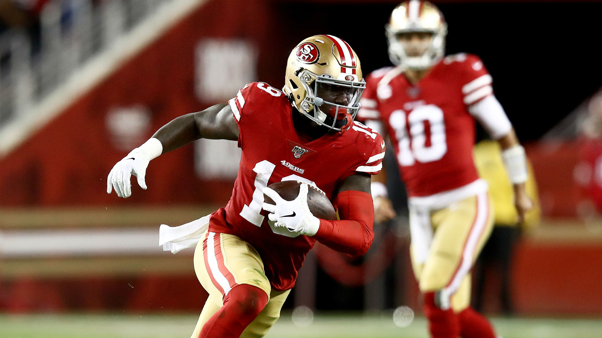 Deebo Samuel injury update: 49ers offense takes a hit with WR's broken foot 1