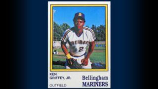 1987 Griffey Bellingham