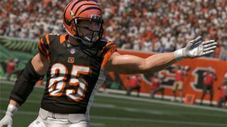 Tyler Eifert Madden NFL 17