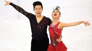 Alex Kang Chan Kam and Kyueun Kim, Korea