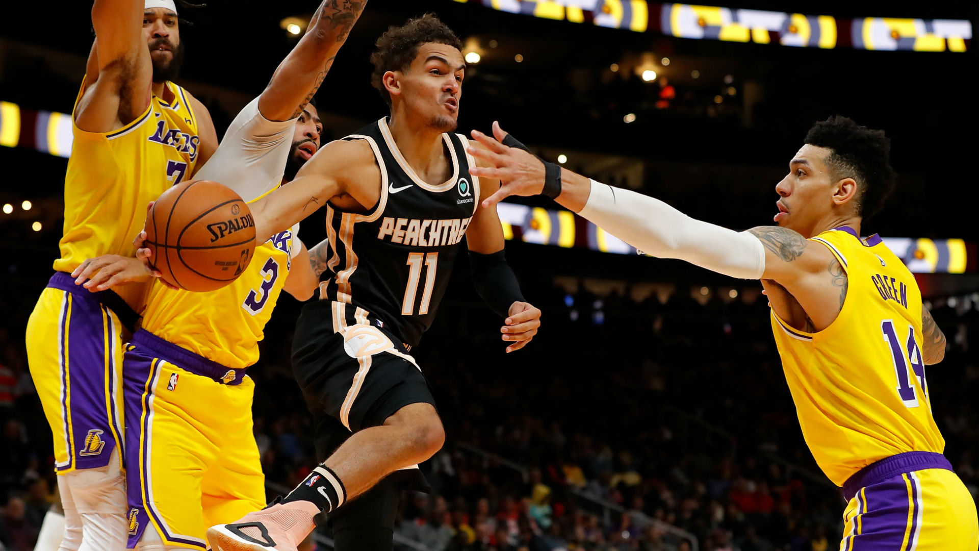 Why Trae Young's switch to Klutch Sports shouldn't fuel more silly Lakers rumors 1