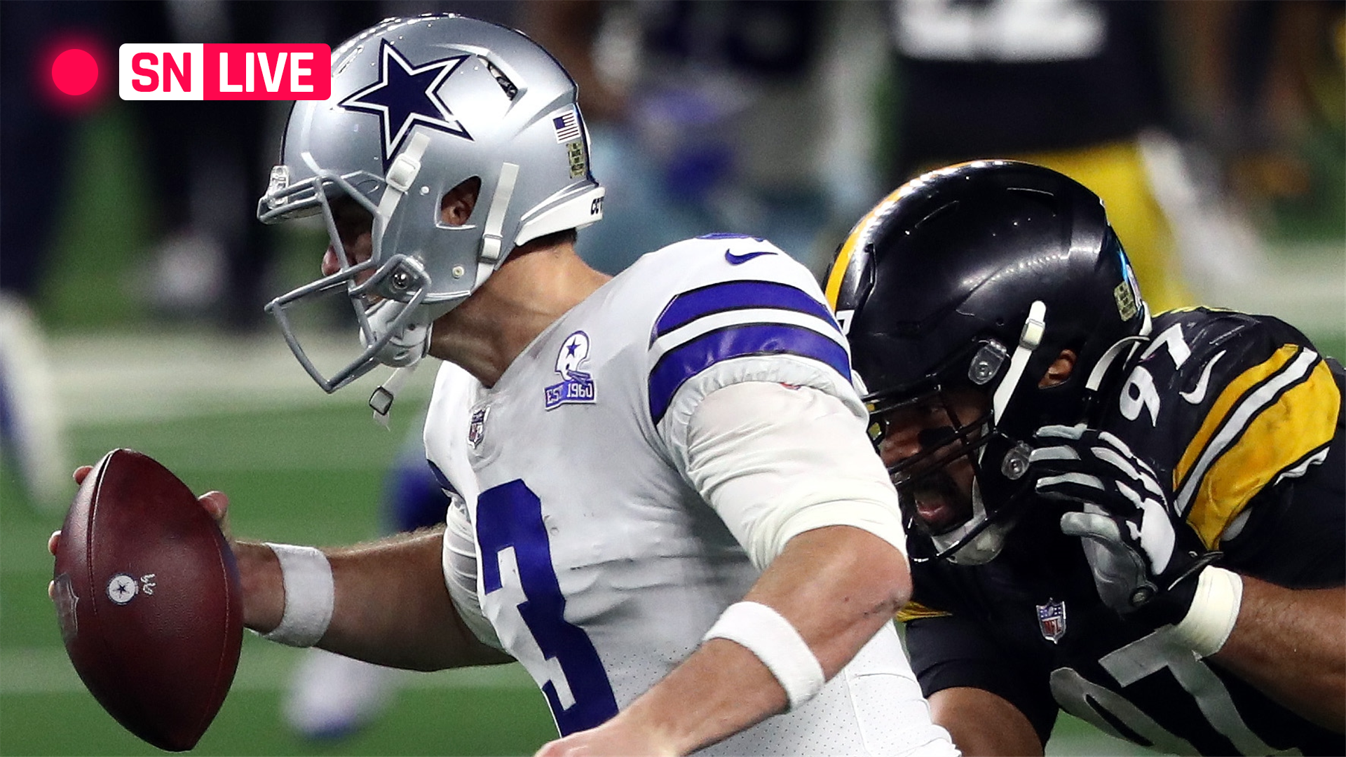Steelers vs Cowboys live score, updates, highlights from the 2021 NFL Hall of Fame Game