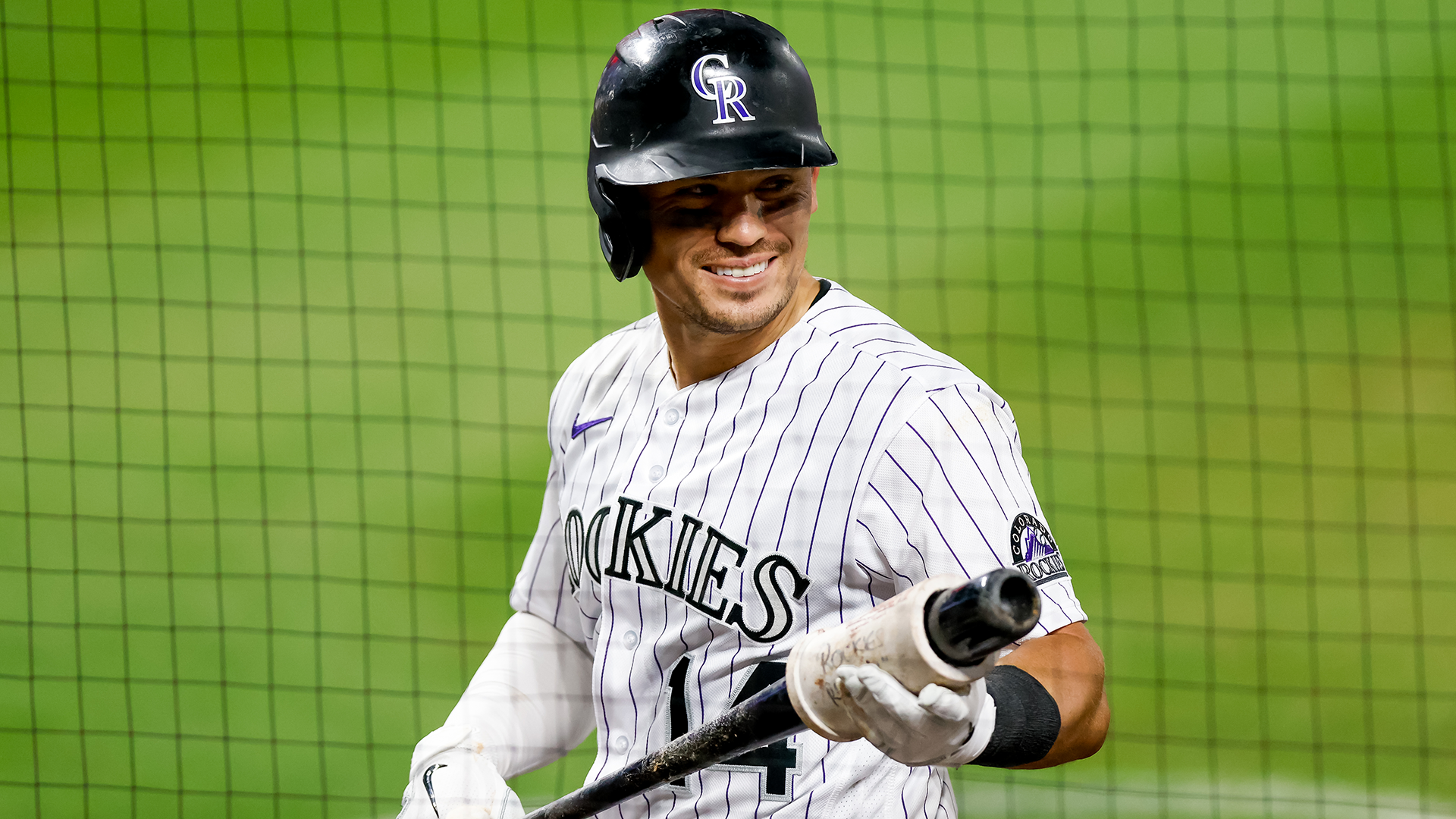 Tony Wolters had one of the saddest strikeouts you'll ever see