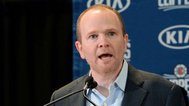 Lawrence Frank LA Clippers
