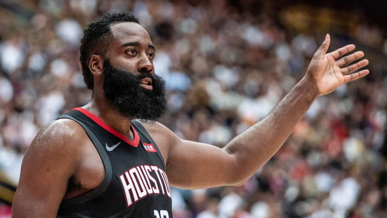NBAジャパンゲームズ2019 第1戦 ヒューストン・ロケッツ vs トロント・ラプターズ