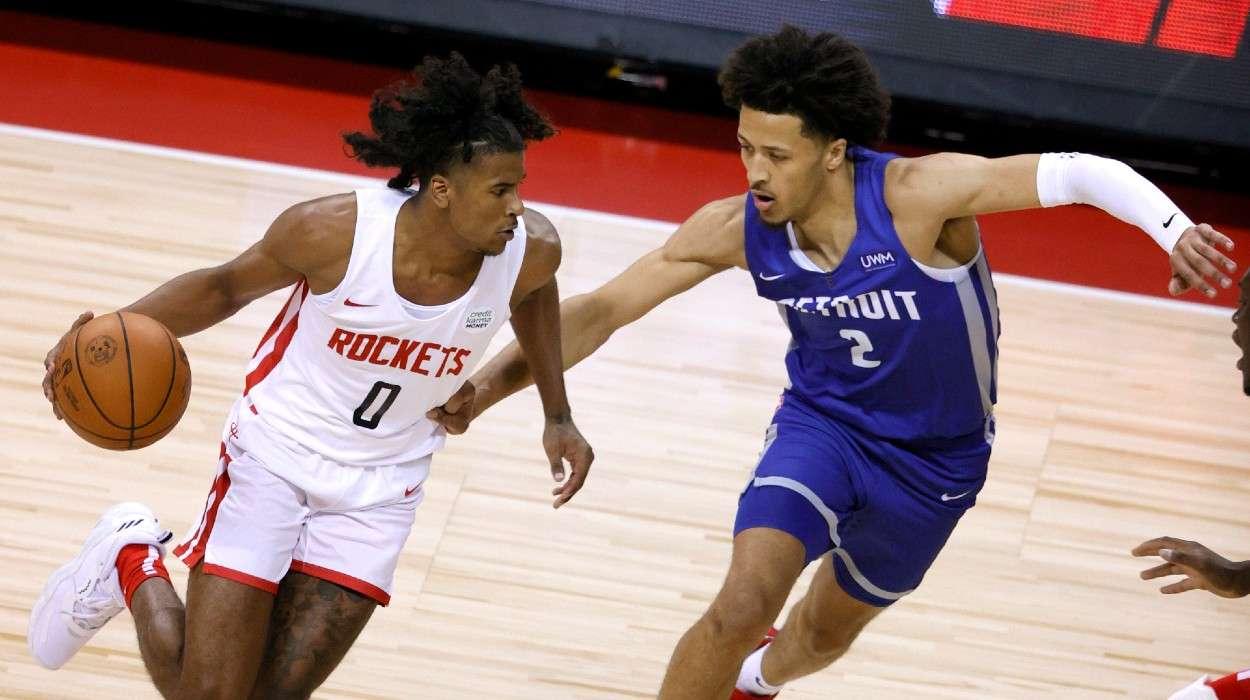 Jalen Green, Houston Rockets