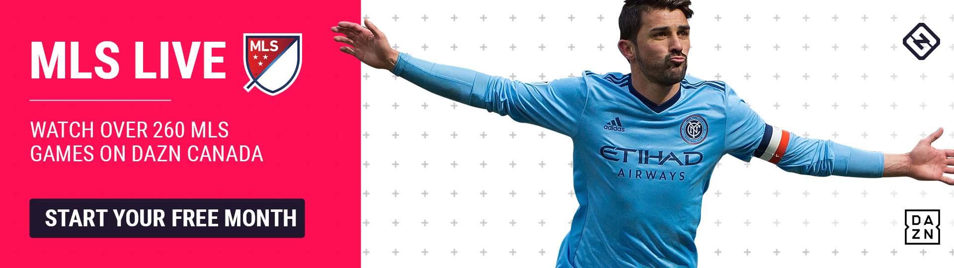 MLS graphic