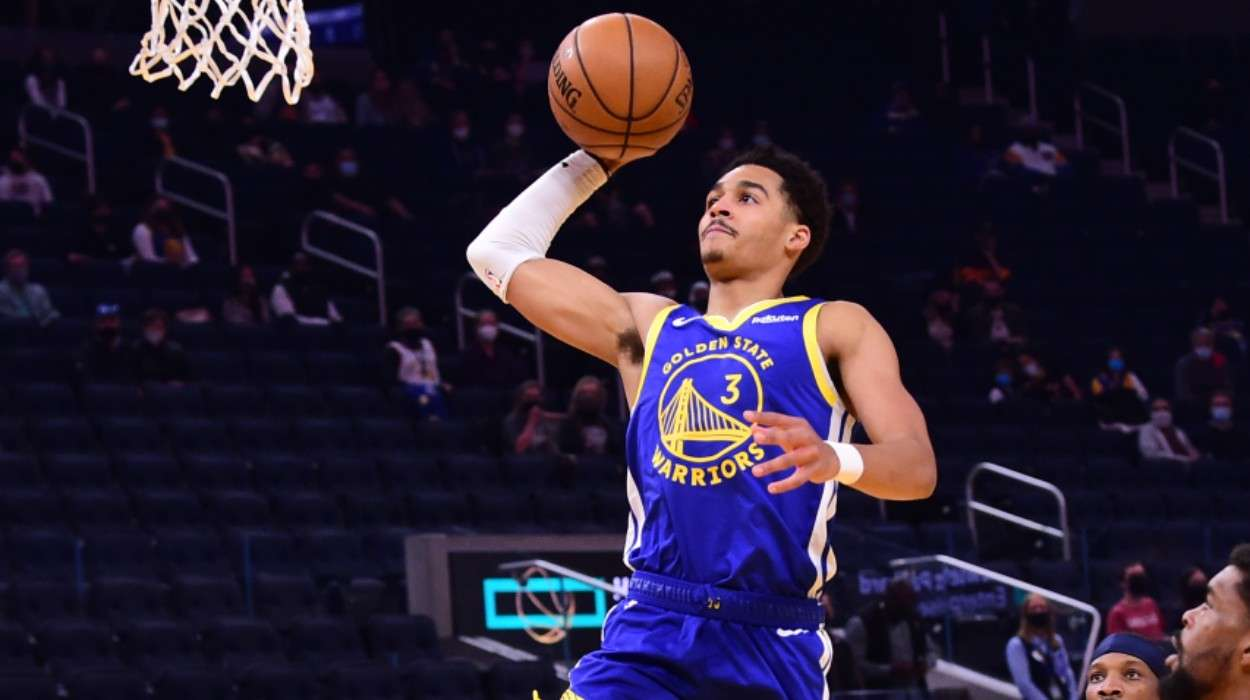 Jordan Poole Golden State Warriors