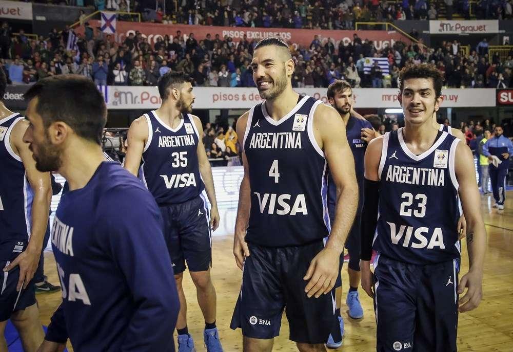Luis Scola Argentina FIBA