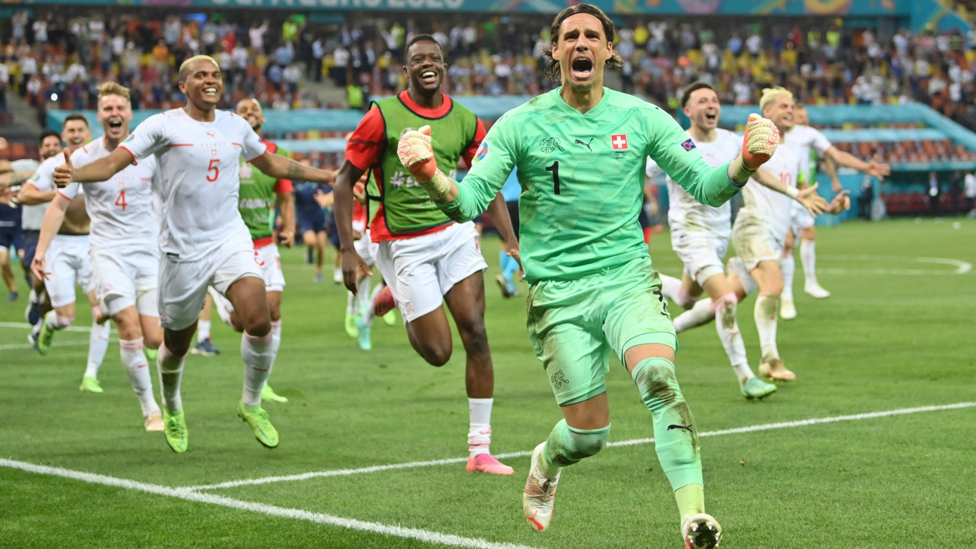 Euro 2021 Round of 16: Matches, schedule, times, TV for knockout round