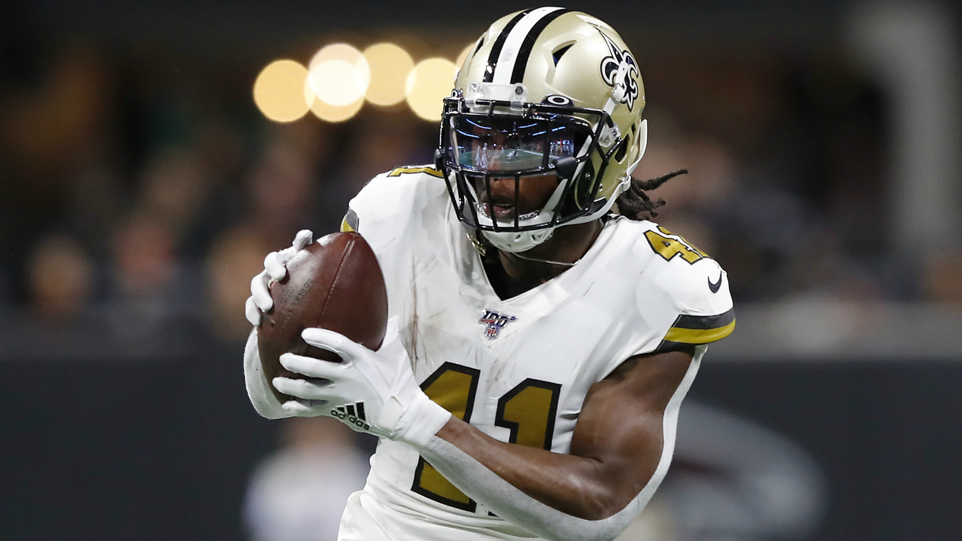 Alvin Kamara, Saints agree to 5-year, $75M extension 1