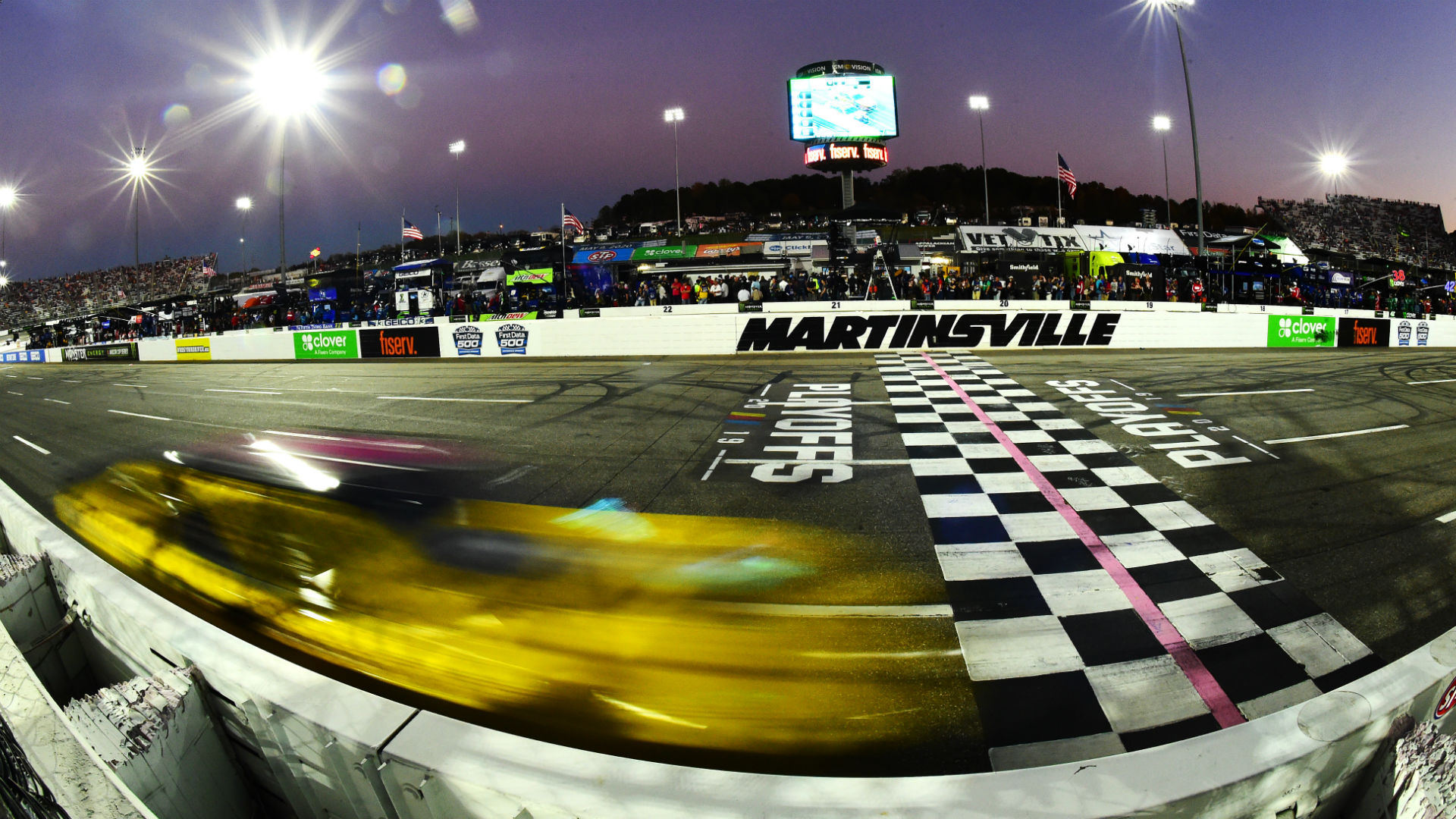 NASCAR race weather: Will rain in Martinsville forecast delay Wednesday's Cup race? 1