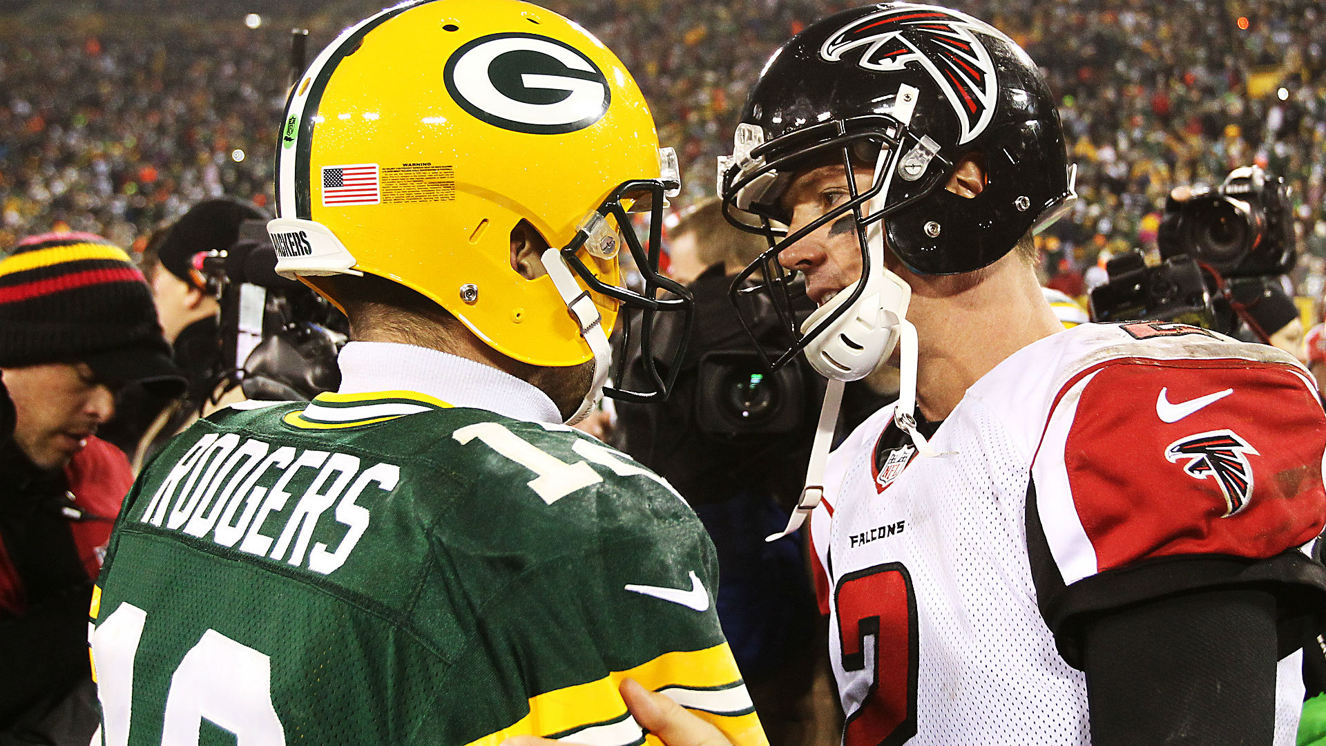 Matt Ryan Vs Aaron Rodgers 10 Questions About An Epic Nfc Championship Matchup Sporting News