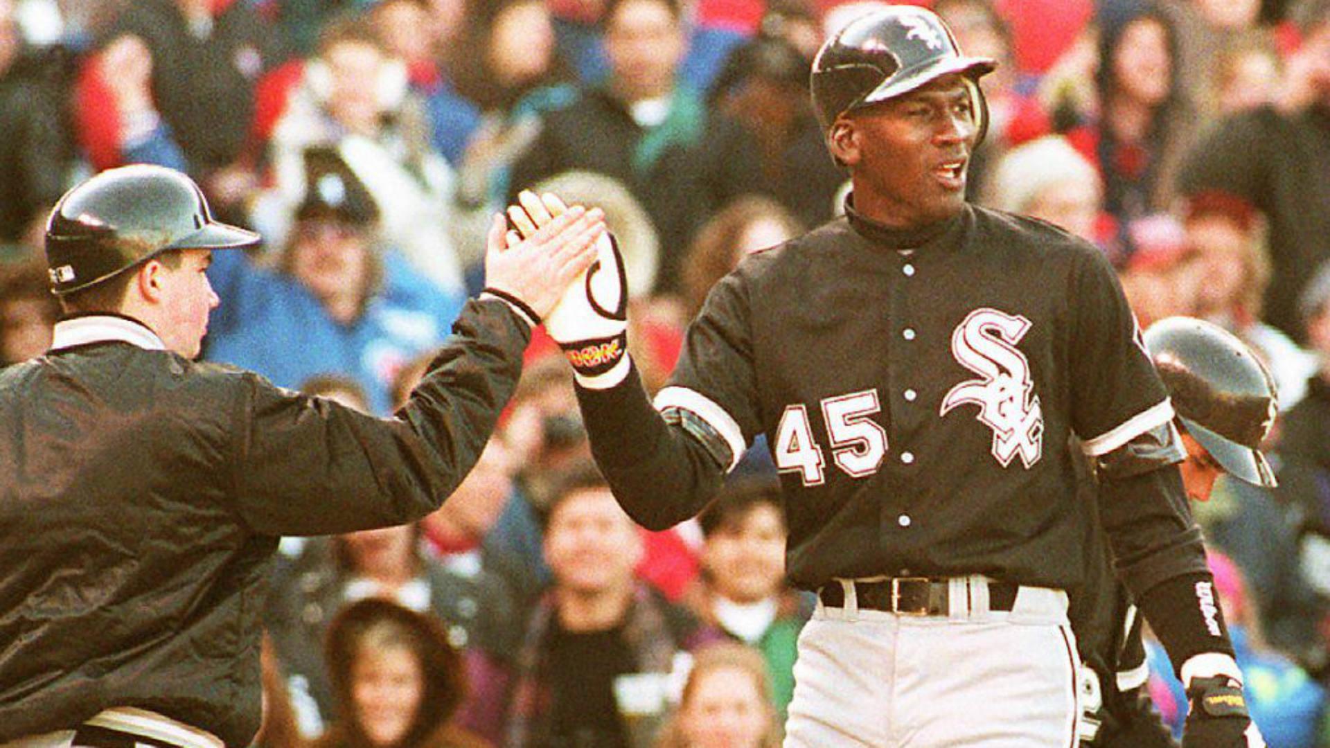 Michael Jordan's best — and worst — baseball moments 1