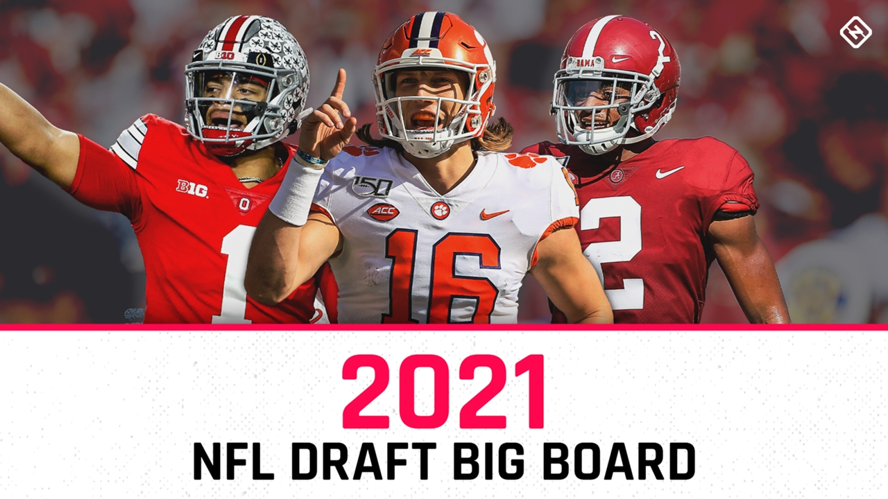 Best Nfl Rookies 2021 NFL Draft prospects 2021: Big board of top 50 players overall