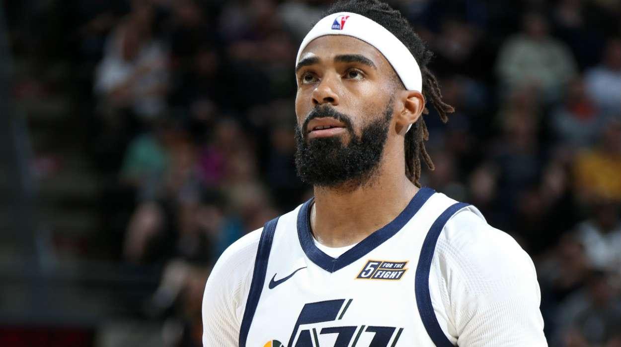 Mike Conley Utah Jazz