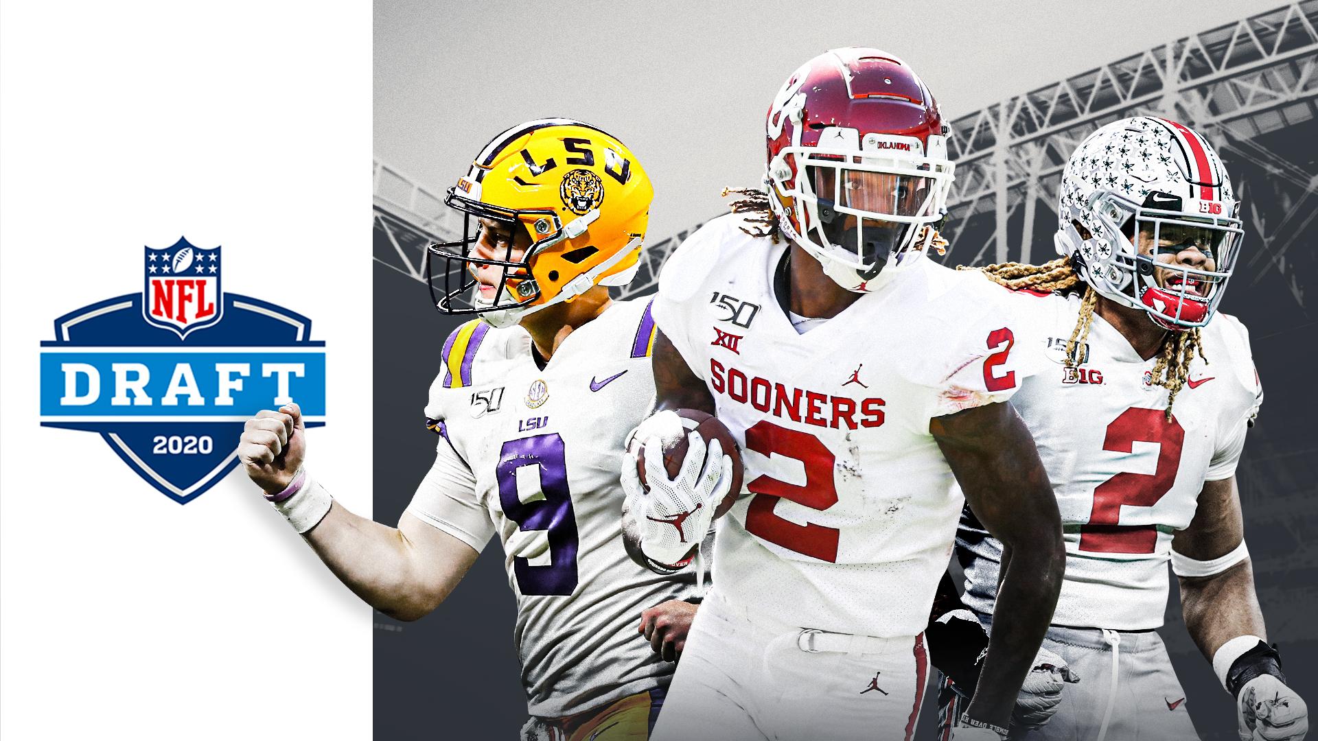 NFL Draft prospects 2020: gran tablero de los 100 mejores jugadores en general, clasificaciones de posición completas 8