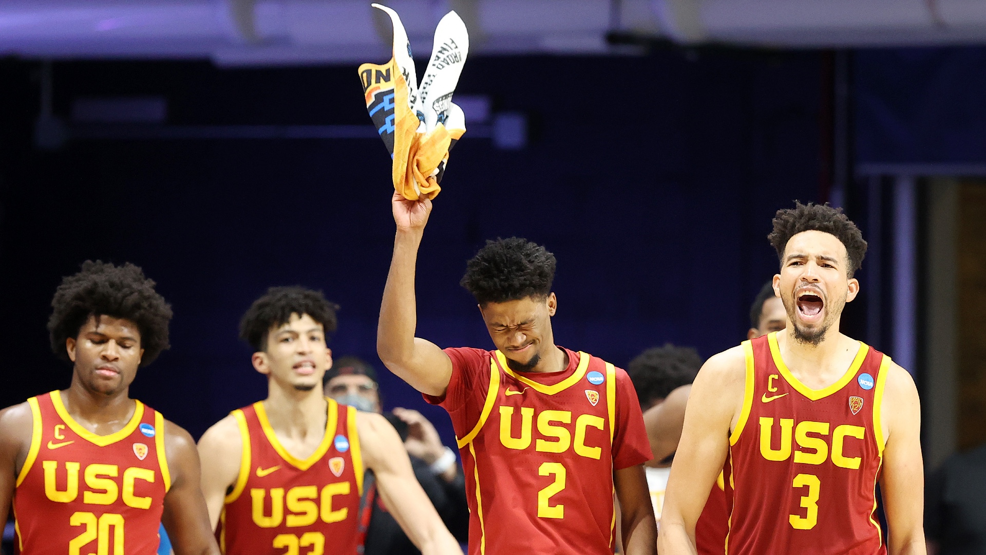 Which Pac-12 team is the best bet in the Final Four?  Odds, Sweet trends for 16 and up