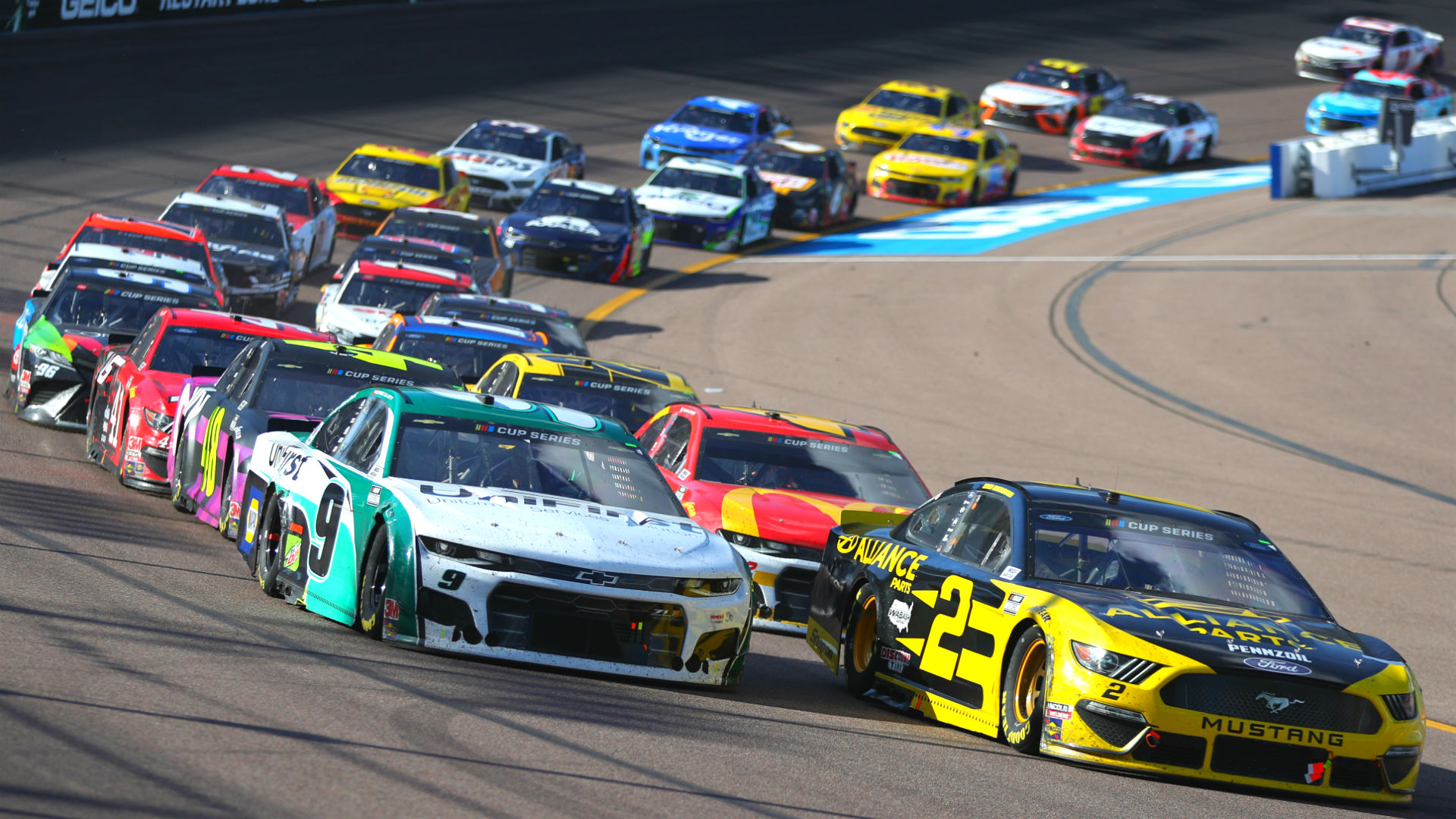 Updated Nascar Schedule 2020 Everything To Know About Cup Series Races As Season Resumes Sporting News