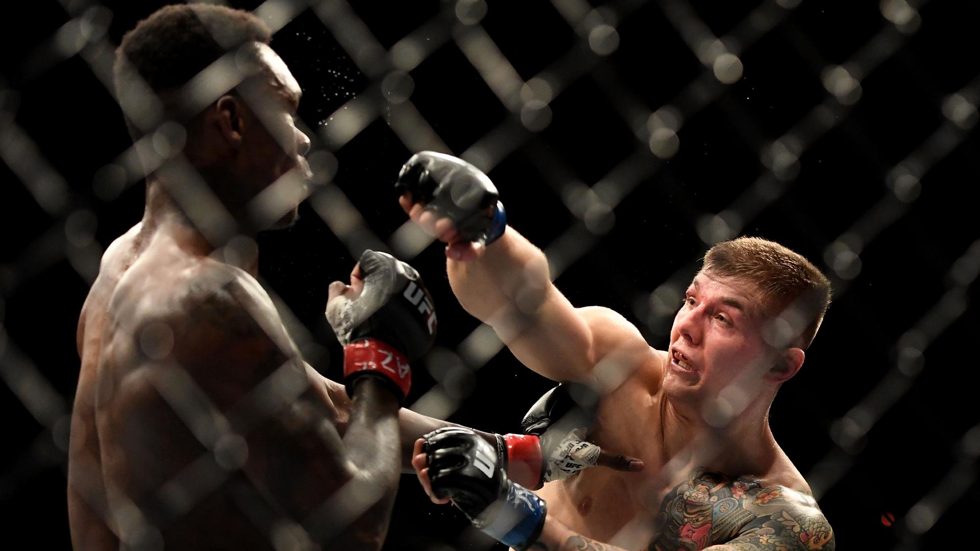 Israel Adesanya vs. Marvin Vettori bag, salaries: How much money will they win at UFC 263?