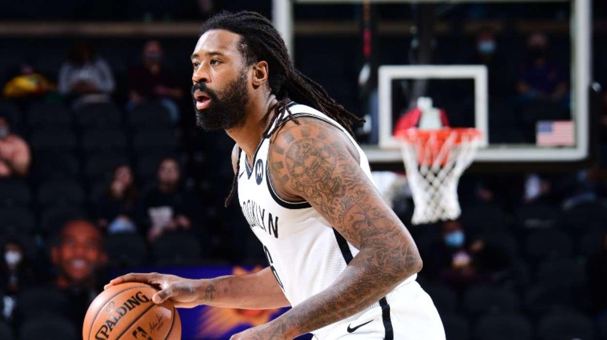 DeAndre Jordan Brooklyn Nets