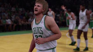 NBA 2K16 Boston Celtics 85-86 Larry Bird