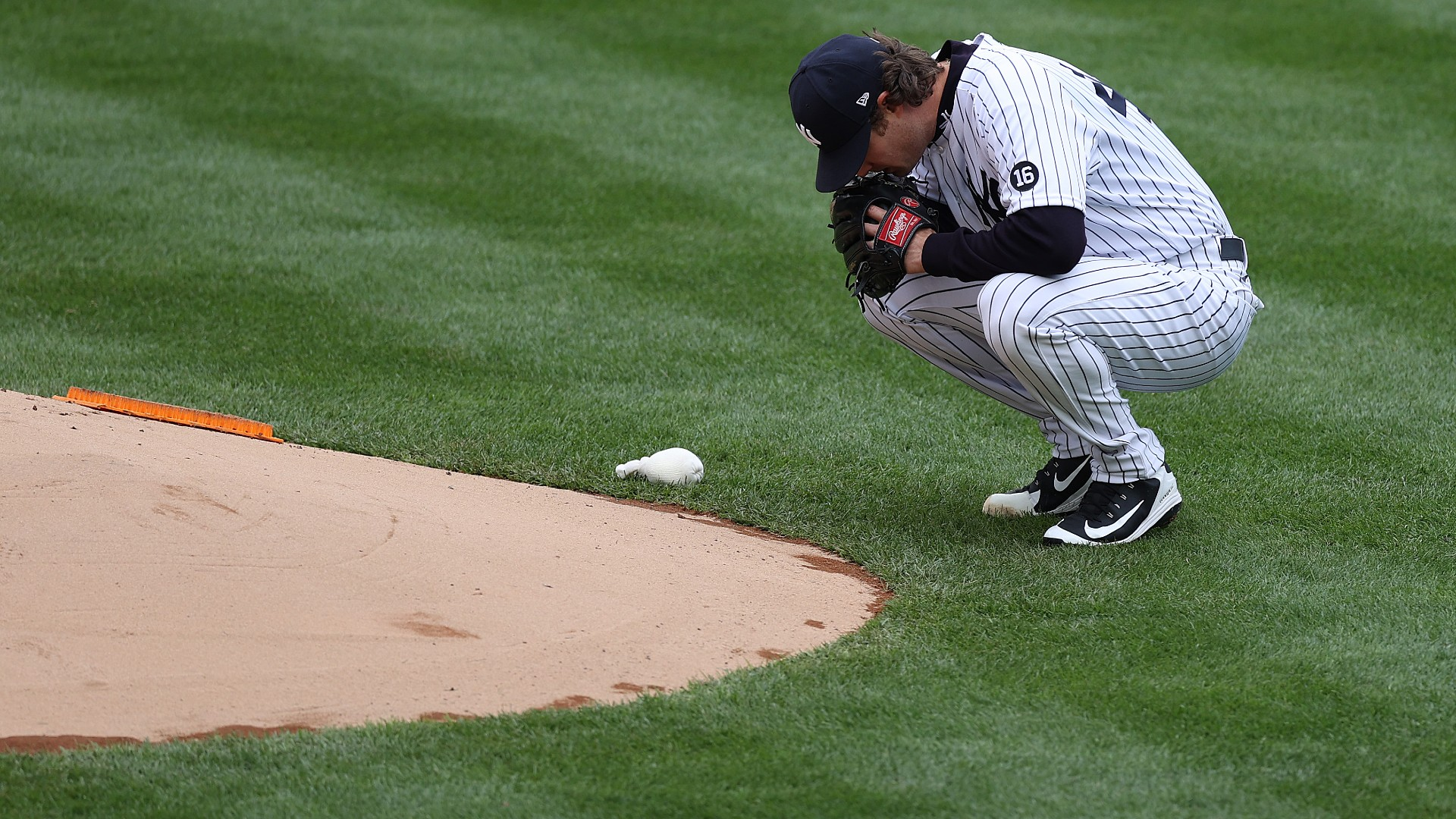 The Yankees are the victims of one of MLB's stupid rule changes, and people are well insane