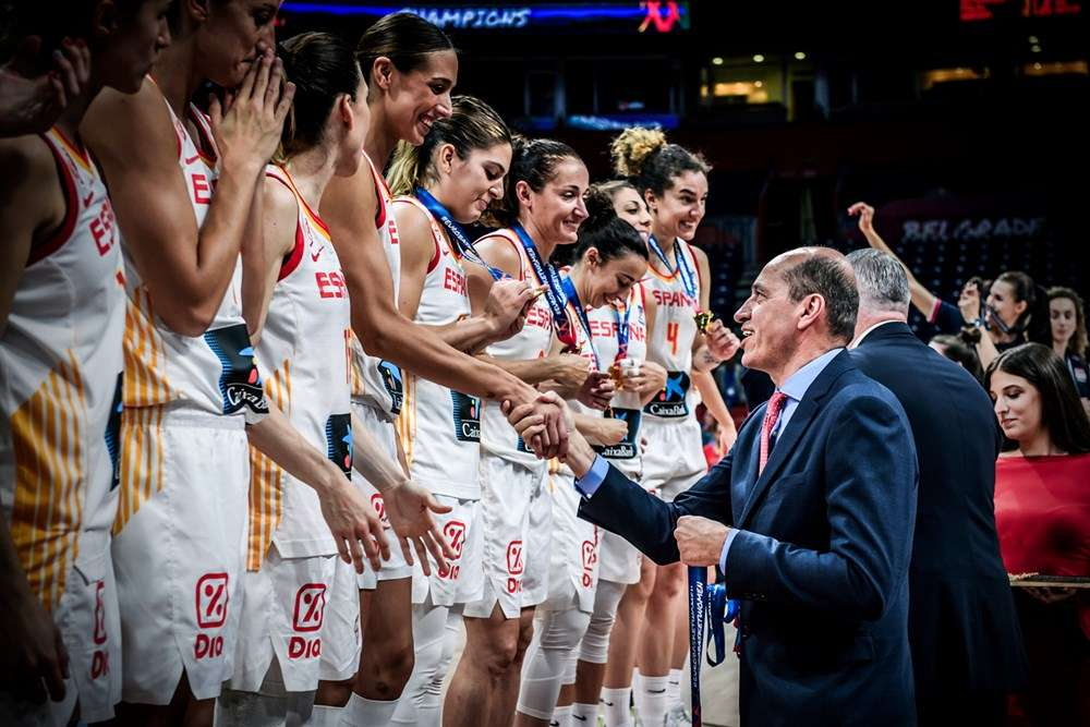 Spain FIBA Womens EuroBasket