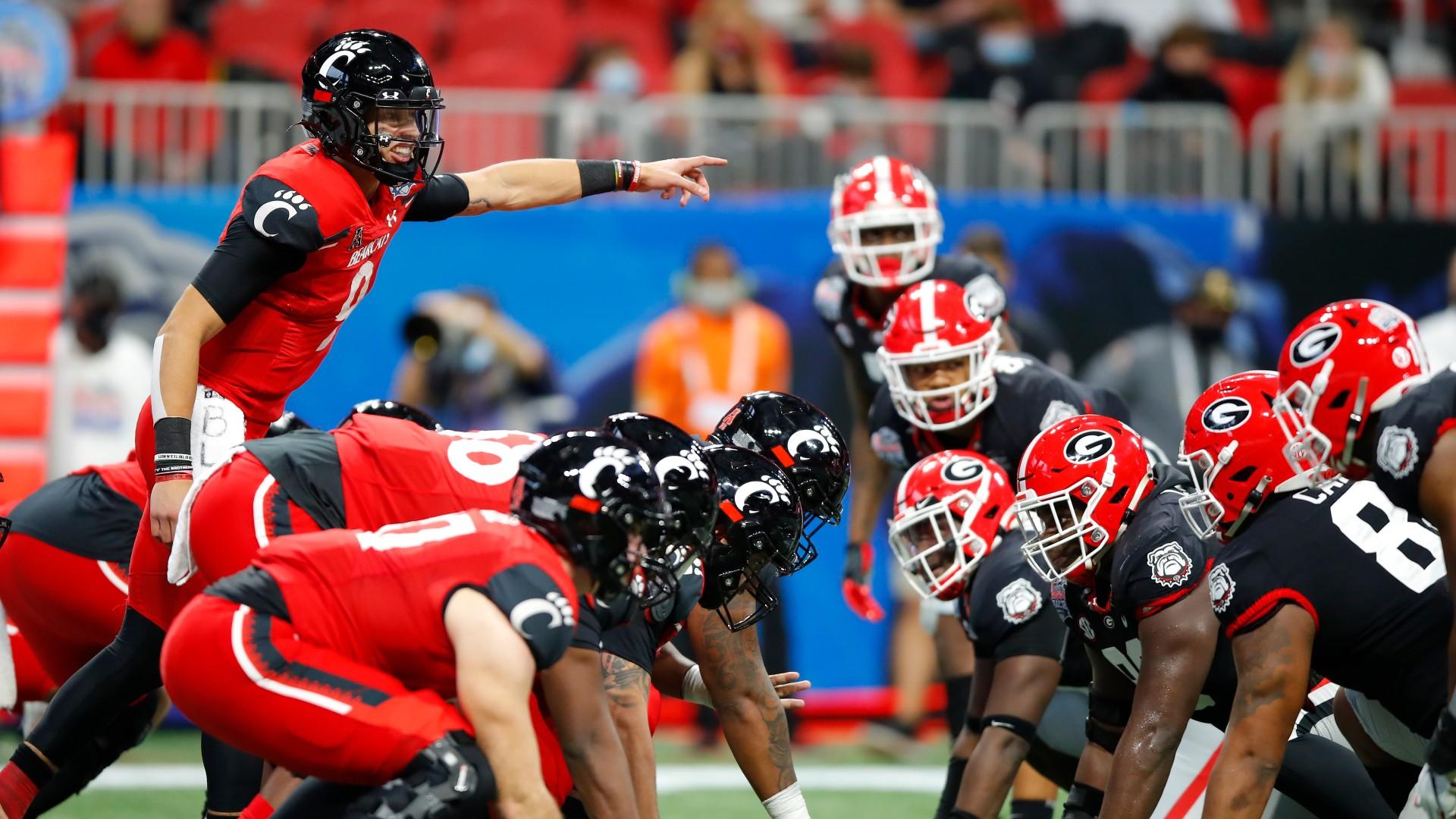 Despite loss to Georgia, Cincinnati validates Group of 5's place in eight-team playoff debate