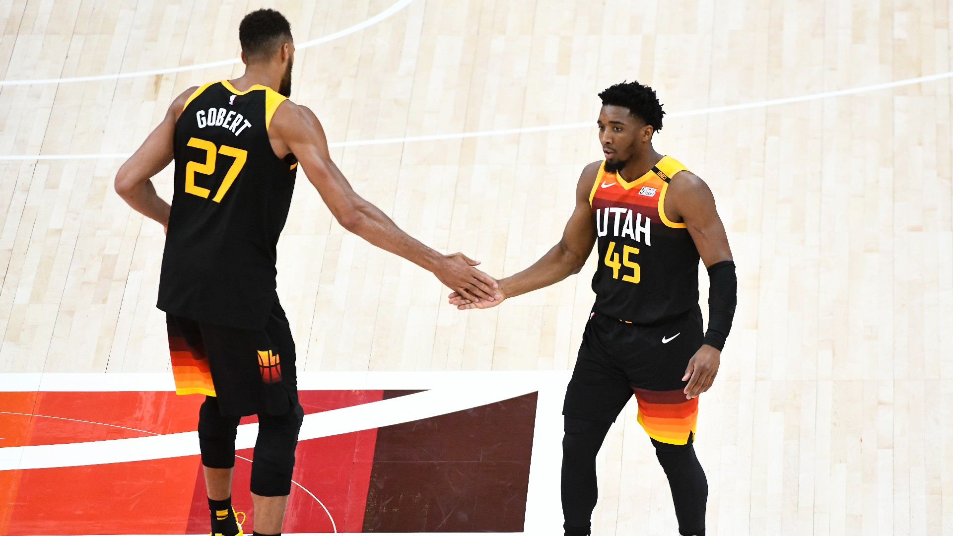 How the Jazz's excellent defense (and the Clippers' poor offense) in final possession decided Game 1