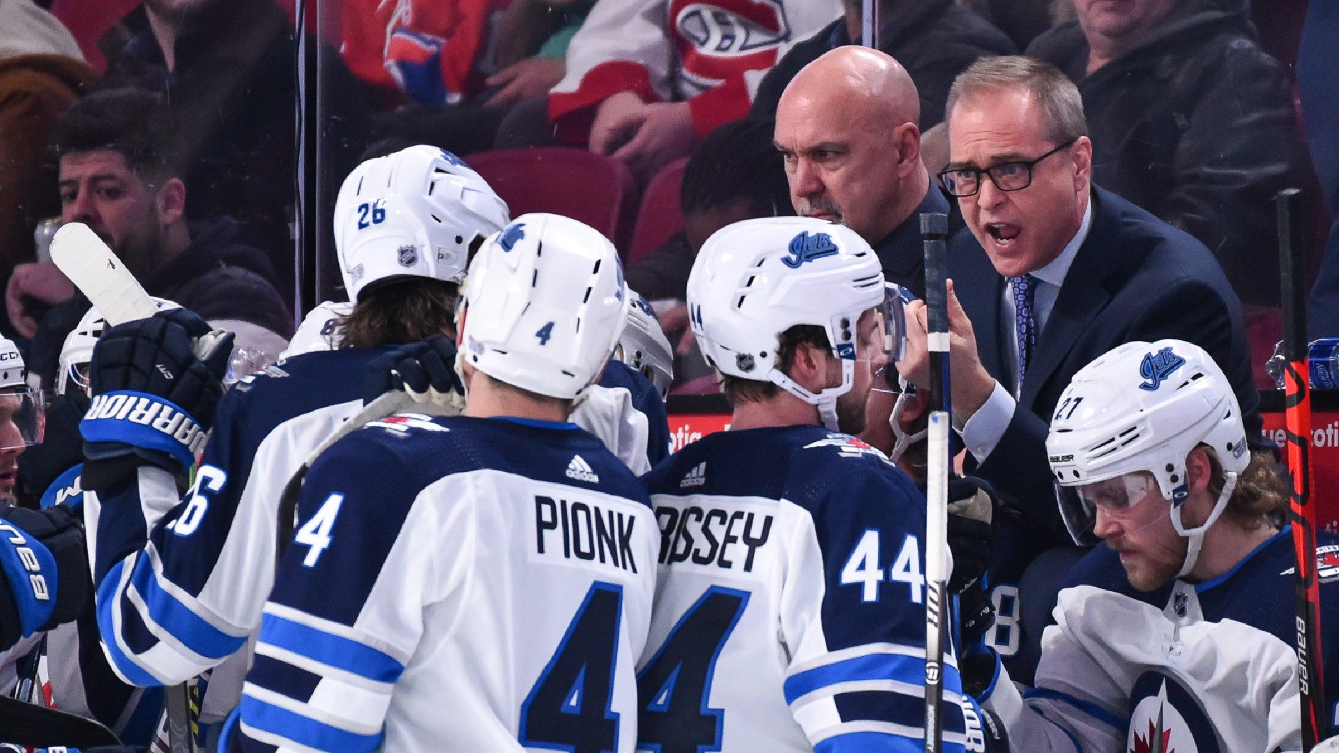 Winnipeg Jets extend head coach Paul Maurice, colorful quotes here to stay
