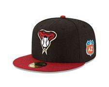 Diamondbacks FTR spring training hats MLB .jpg
