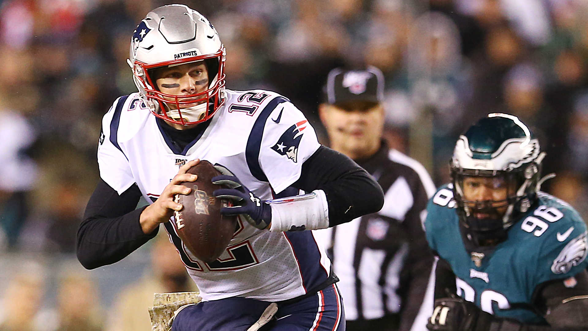 Patriots vs. Eagles: Three takeaways from Tom Brady's latest gritty comeback win